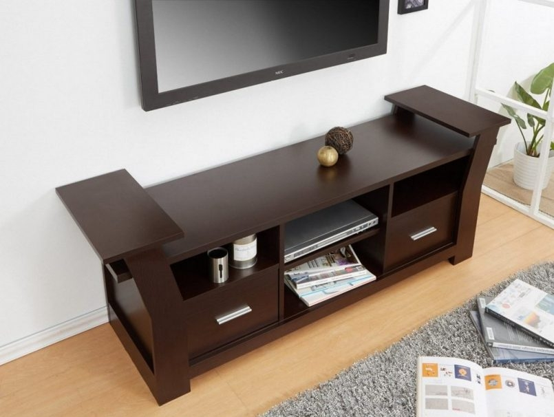 Fantastic Popular Wooden TV Stands For Flat Screens Throughout Wooden Corner Tv Stands For Flat Screen Tvs (Image 20 of 50)