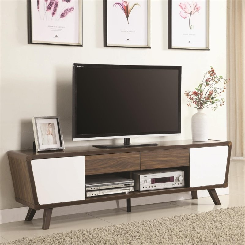 Fantastic Preferred 84 Inch TV Stands Throughout Oak Tv Stands For Flat Screens Oak Tv Stand Cymax (Image 15 of 50)