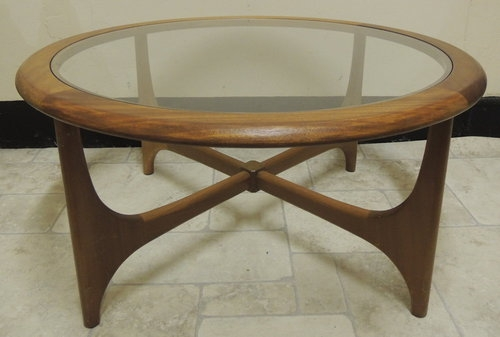Fantastic Preferred Antique Glass Top Coffee Tables Intended For Round Glass Top Coffee Table Antique (Image 18 of 50)