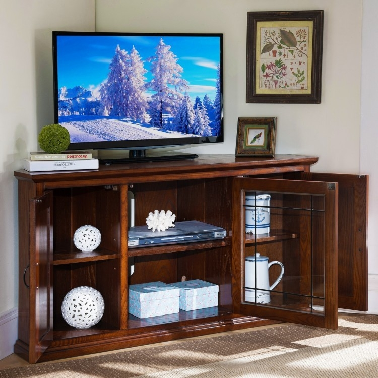 Fantastic Preferred Corner TV Stands For 46 Inch Flat Screen With Regard To Tv Stands Stylist Corner Tv Stand For 46 Inch Flat Screen (View 3 of 50)