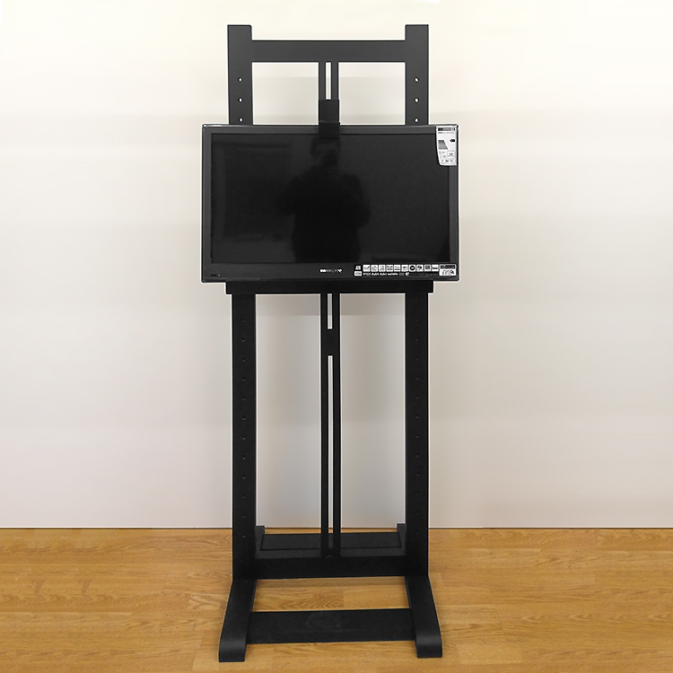 Fantastic Preferred Freestanding TV Stands Regarding Art Estuff Artist Display Easels (View 36 of 50)