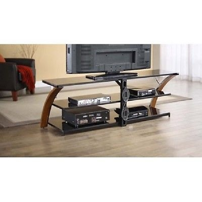 Fantastic Preferred Freestanding TV Stands With Regard To Tv Stands For Flat Screens Freestanding Whalen Up To 70 Inch (View 31 of 50)