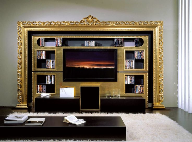 Fantastic Preferred Gold TV Stands With 68 Best Tv Stand Vismara Design Images On Pinterest Tv Stands (View 27 of 50)