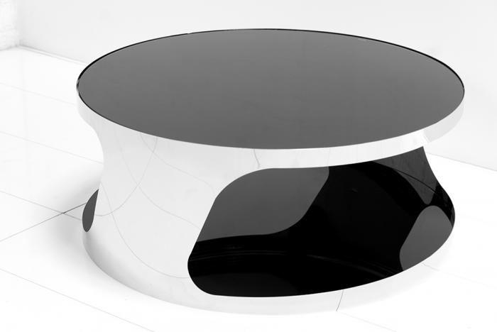 Fantastic Preferred Modern Chrome Coffee Tables Intended For Wwwroomservicestore Modern Round Chrome Coffee Table (Image 15 of 40)