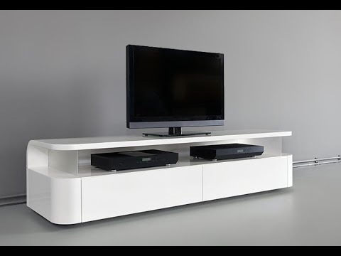 Fantastic Preferred Modern TV Stands Intended For Modern Tv Stand Design Ideas Fit For Any Home Youtube (Image 21 of 50)