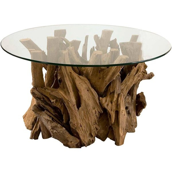 Fantastic Preferred Round Glass And Wood Coffee Tables Within Best 25 Round Glass Coffee Table Ideas On Pinterest Ikea Glass (View 24 of 50)