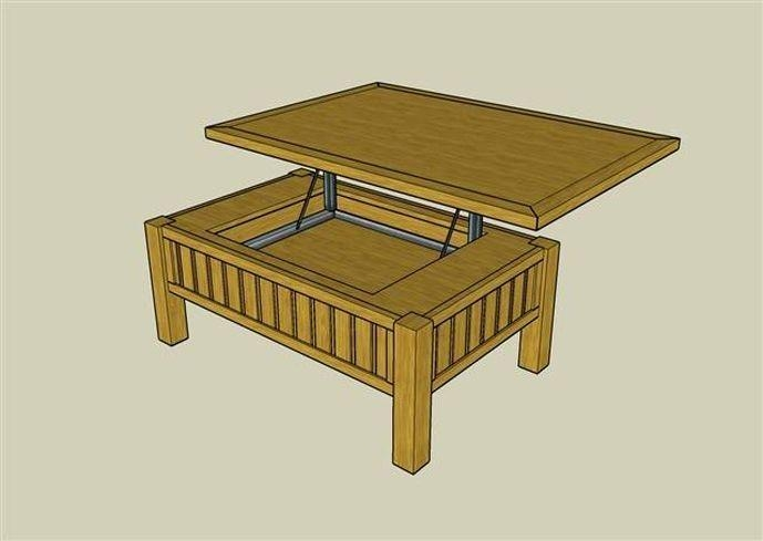 Fantastic Preferred Swing Up Coffee Tables In Swing Up Coffee Table Plans View Here Coffee Tables Ideas (Image 14 of 40)