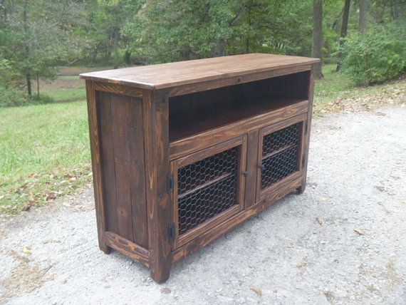 Fantastic Preferred TV Stands In Oak Pertaining To Best 25 Red Tv Stand Ideas On Pinterest Red Wood Stain (View 12 of 50)