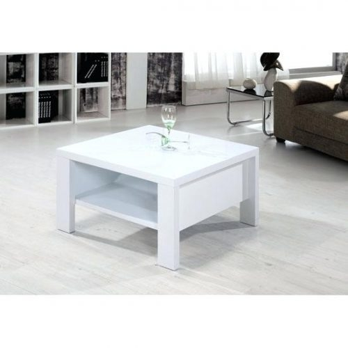 Fantastic Preferred White Square Coffee Table Intended For Coffee Table Square Coffee Modern White Table With Storage (Image 17 of 50)