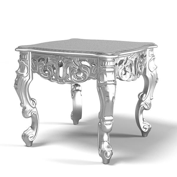 Fantastic Premium Baroque Coffee Tables Regarding Interni 9227 Cocktail (Image 18 of 50)