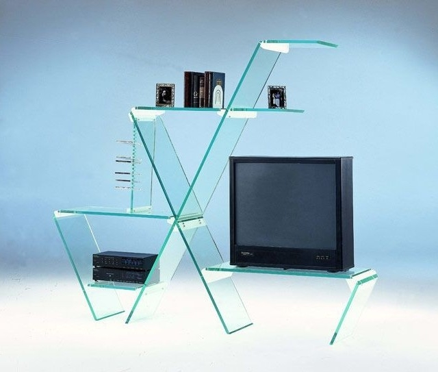 Fantastic Premium Clear Acrylic TV Stands Pertaining To Acrylic Modern Tv Stand Source Quality Acrylic Modern Tv Stand (Image 22 of 50)