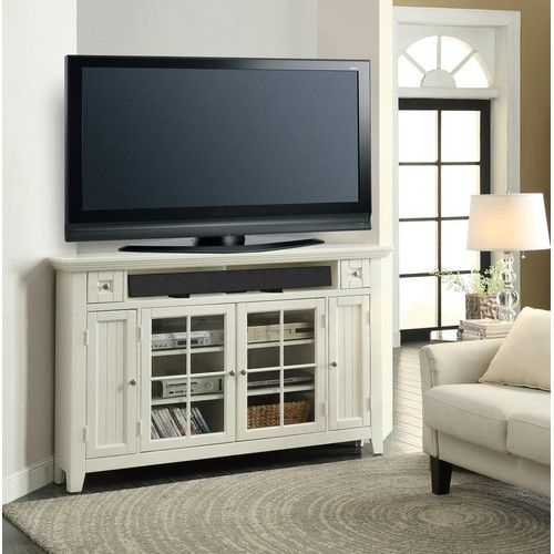 Fantastic Premium Grey Corner TV Stands In Best 25 Corner Tv Stand Ideas Ideas On Pinterest Corner Tv (Image 21 of 50)