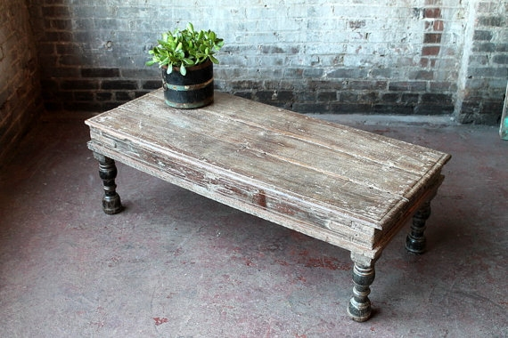 Featured Image of Large Low Rustic Coffee Tables