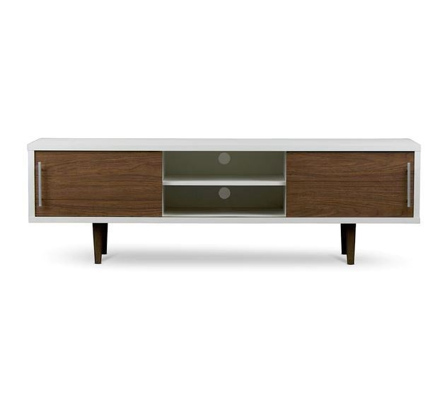 Fantastic Premium Modern Low TV Stands For Low Tv Stand Entertainment Center Media Table Mid Century Modern (View 31 of 50)
