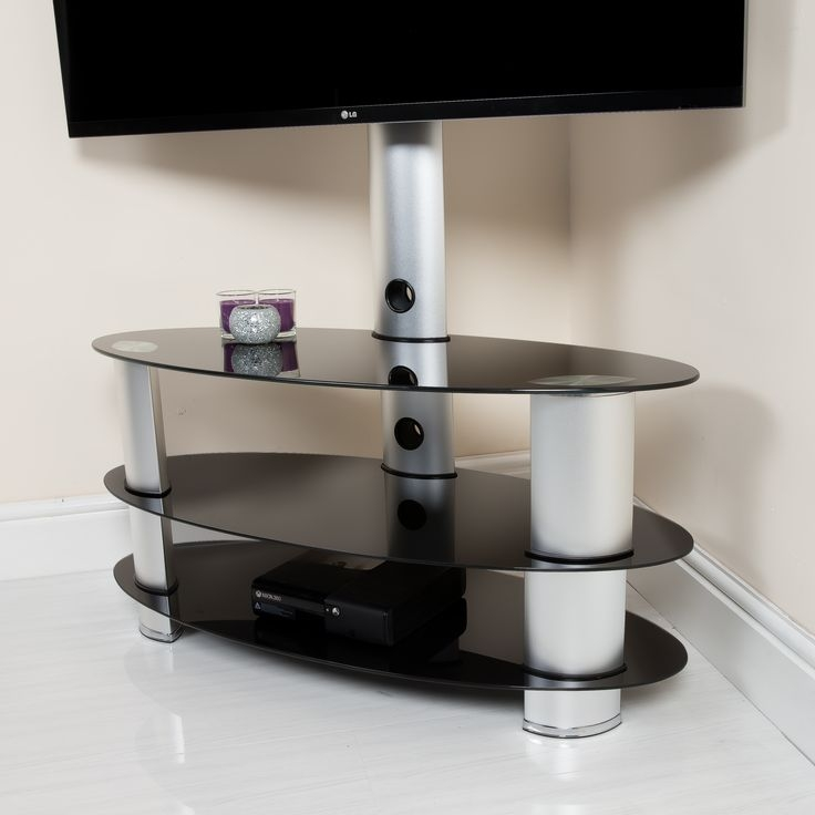Fantastic Premium Oval White TV Stands Regarding Httpabreocoukliving Room Furnituremodern Tv Standshigh (Image 23 of 50)