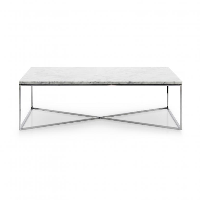 Fantastic Premium Small Marble Coffee Tables Pertaining To Modern Style Marble Top Coffee Table Klepsidra 942 Sevensedie (Image 18 of 50)