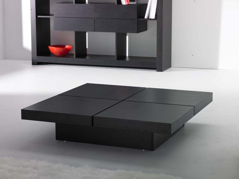 Fantastic Premium Square Coffee Tables With Storage Cubes Inside Contemporary Cube Coffee Table Ideas (Image 17 of 40)
