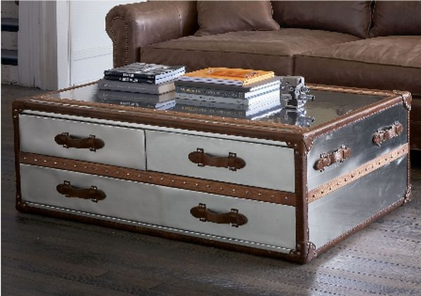Fantastic Premium Trunks Coffee Tables Inside Living Room Best Decoration In Coffee Table Trunks Feeling (Image 13 of 40)