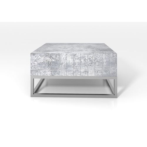 Fantastic Series Of Chrome Coffee Tables In Concrete And Chrome Coffee Table 3d Model Max Obj 3ds Fbx Dae Mtl (Image 20 of 50)