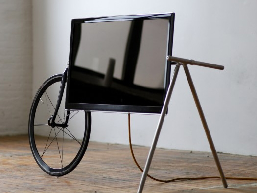 Fantastic Series Of Easel TV Stands For Flat Screens With Regard To Tv Barrow Che Wei Wang And Taylor Levy Moco Loco (View 32 of 50)