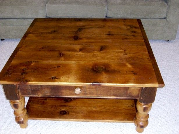 Fantastic Series Of Hardwood Coffee Tables With Storage In Beautiful Square Coffee Tables Reclaimed Wood Distressed Table (View 26 of 50)