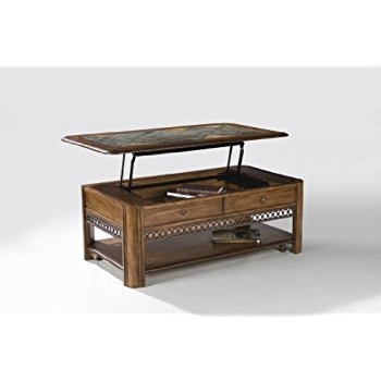 Fantastic Series Of Madison Coffee Tables Throughout Amazon Madison Lift Top Coffee Table Kitchen Dining (View 21 of 40)