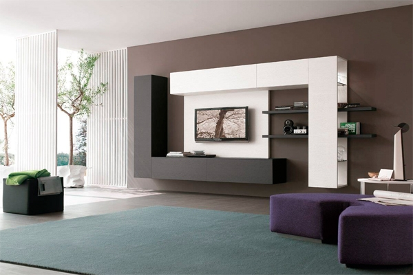 Fantastic Series Of Modular TV Cabinets Regarding Mathi Modular (Image 21 of 50)