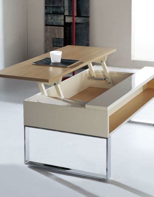 Fantastic Series Of Opens Up Coffee Tables Pertaining To Best 25 White Gloss Coffee Table Ideas On Pinterest Table Tops (Image 22 of 40)