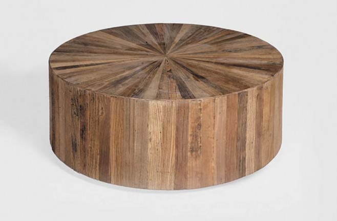 Fantastic Series Of Reclaimed Wood Coffee Tables In Reclaimed Wood Coffee Table Transitional Cyrano Coffee Table (View 39 of 50)