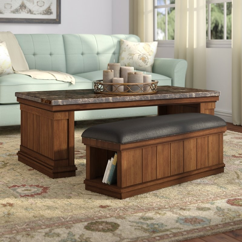 Fantastic Series Of Wayfair Coffee Tables With Dar Home Co Hodgkinson Coffee Table With Ottoman Reviews Wayfair (Image 20 of 40)