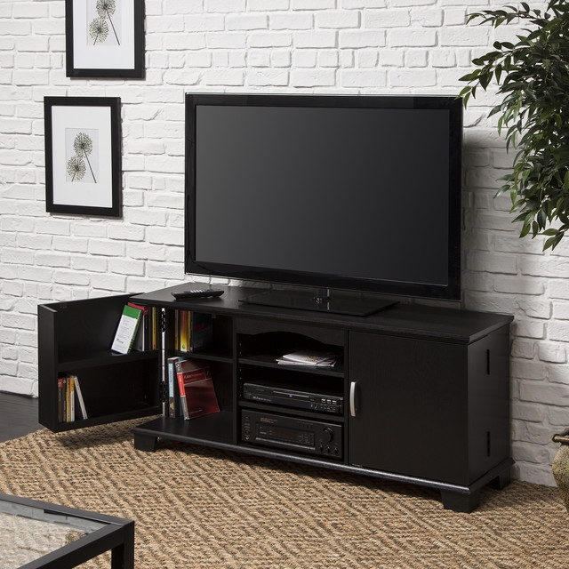 Fantastic Series Of White And Black TV Stands Throughout Tv Stands Top 60 Inch Tv Stands With Fireplace Ideas 60 Inch Tv (Image 18 of 50)