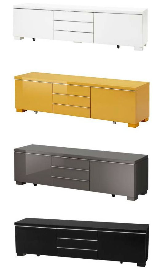 Fantastic Series Of Yellow TV Stands IKEA Throughout Best Burs Tv Unit High Gloss White Tv Units High Gloss And Tvs (Image 21 of 50)