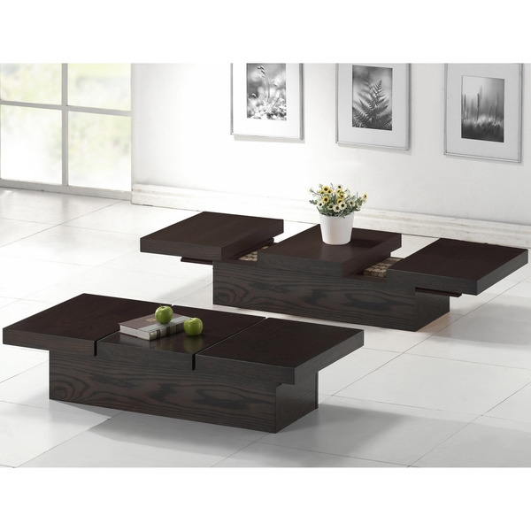 Fantastic Top Dark Brown Coffee Tables Throughout Brown Coffee Table (Image 20 of 50)
