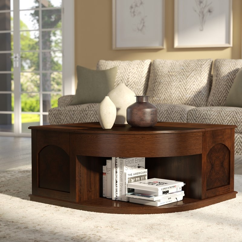 Fantastic Top Lift Coffee Tables With Lift Top Coffee Tables Wayfair (Image 15 of 50)