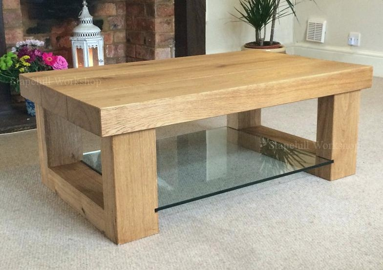 Fantastic Top Oak Coffee Table Sets In Coffee Table Express Delivery St Ives Natural Oak And Light Grey (Image 21 of 50)