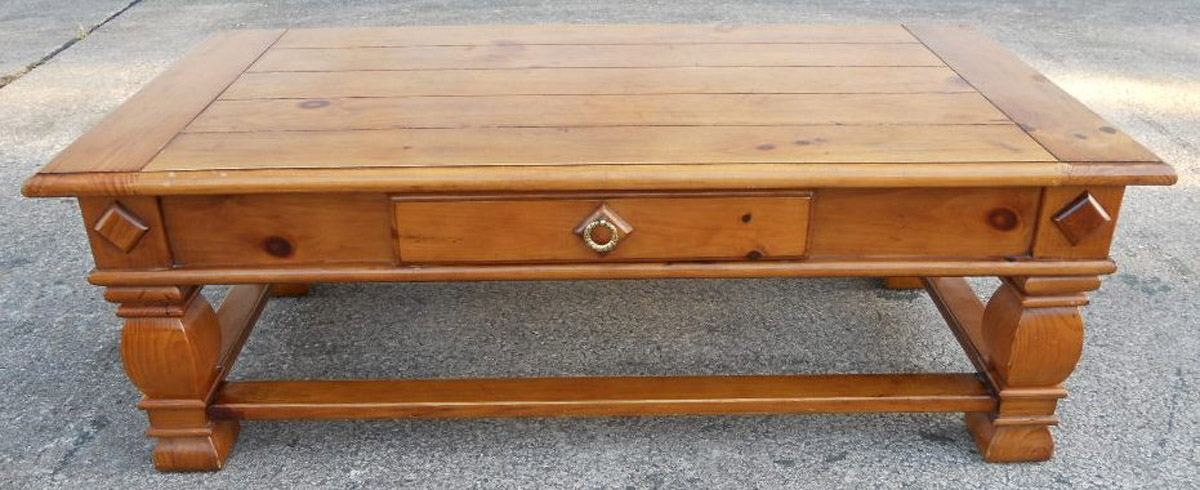 Fantastic Top Pine Coffee Tables In Pine Coffee Table (Image 22 of 50)
