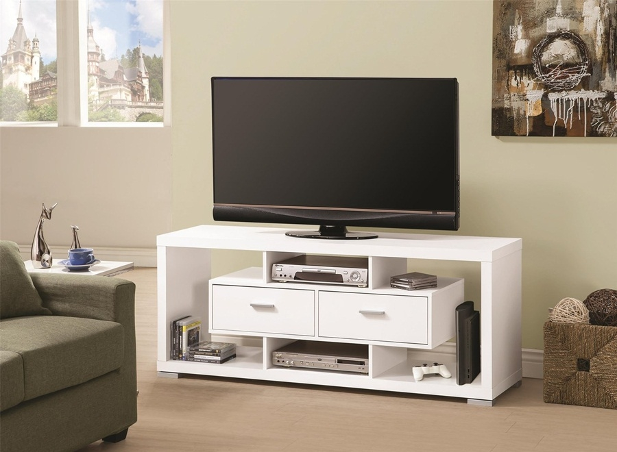 Fantastic Top Single Shelf TV Stands With Tv Stands Amusing White Tv Stand Walmart 2017 Design White Tv (View 22 of 50)