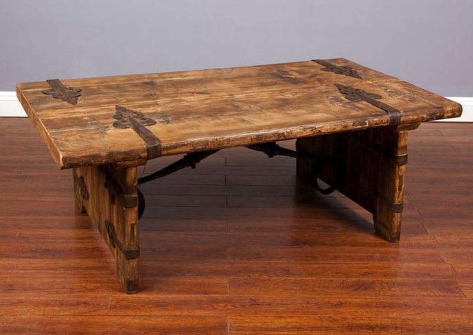 Fantastic Trendy Antique Rustic Coffee Tables Regarding Coffee Table Enchanting Rustic Wood Coffee Tables Enchanting (Image 23 of 50)
