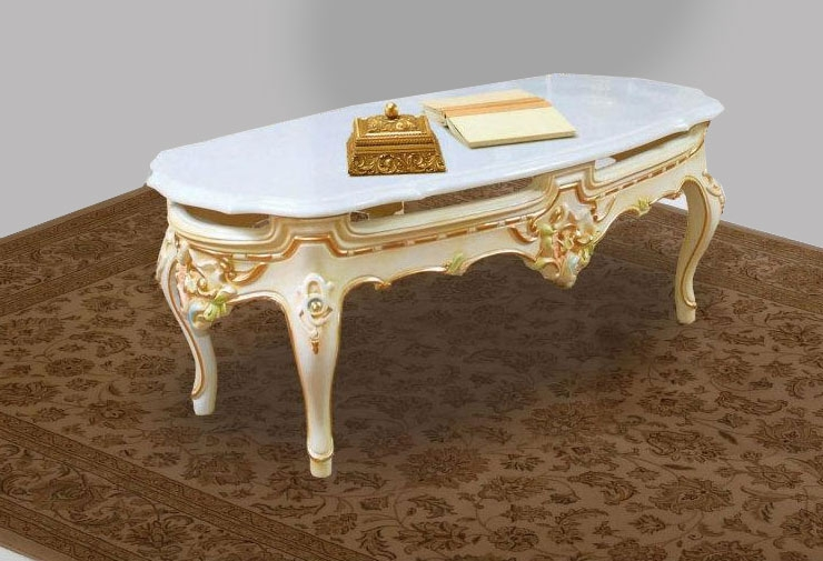 Fantastic Trendy Baroque Coffee Tables Inside Baroque Coffee Table 06 Baroque Coffee Tables (Image 20 of 50)