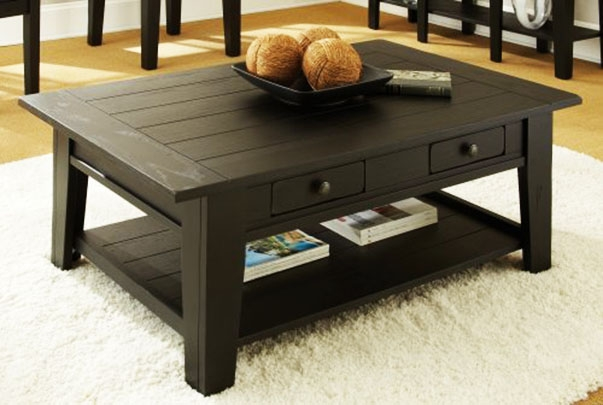 Fantastic Trendy Black Coffee Tables With Storage Inside Exellent Black Coffee Table With Storage I Decorating Ideas (Image 18 of 40)