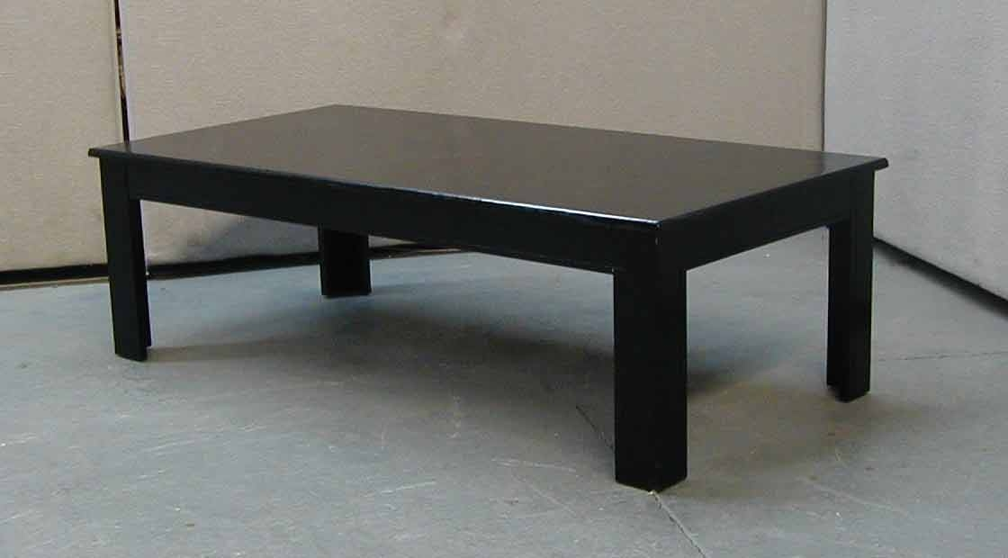 Fantastic Trendy Black Wood Coffee Tables With Small Black Coffee Table (Image 23 of 40)