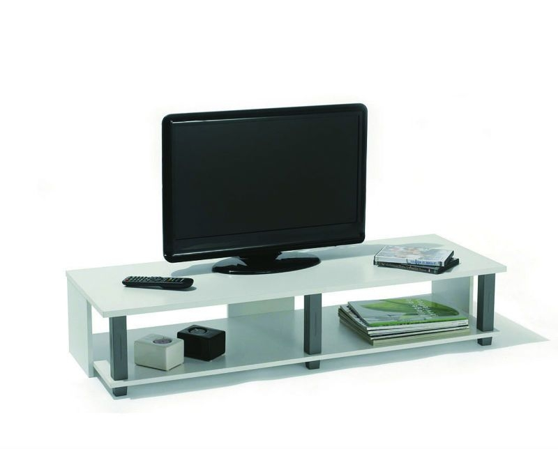 Fantastic Trendy Cheap White TV Stands Within Cheap White Tv Stand Home Design Ideas (Image 25 of 50)