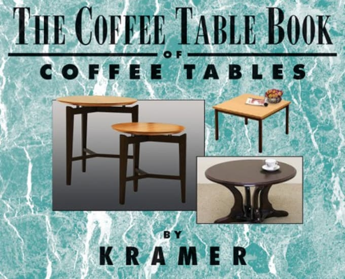 Fantastic Trendy Cosmo Coffee Tables Regarding 25 Ridiculous Coffee Table Books Complex (View 26 of 50)
