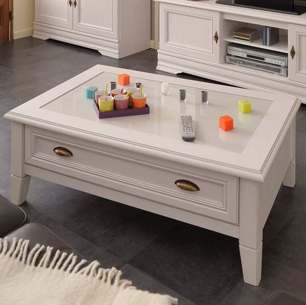Fantastic Trendy Elise Coffee Tables Within Parisot Elise Coffee Table Wayfair (Image 13 of 40)
