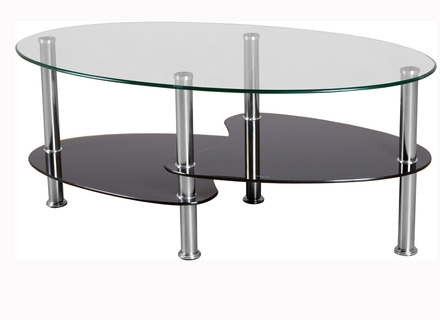 Fantastic Trendy Floating Glass Coffee Tables Inside Glass Coffee Tables Glass Coffee Table Modern Glass Coffee Table (Image 18 of 50)