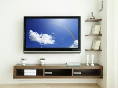 Fantastic Trendy Single Shelf TV Stands For Best 20 Floating Shelves For Tv Ideas On Pinterest Floating Tv (View 7 of 50)