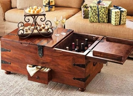Fantastic Trendy Square Chest Coffee Tables Within Coffee Tables Ideas Wickers Coffee Table Storage Chest Square (View 29 of 50)