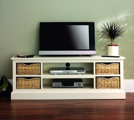 Fantastic Trendy TV Stands With Storage Baskets With Regard To Best 25 Tv Stand Designs Ideas On Pinterest Rustic Chic Decor (View 49 of 50)
