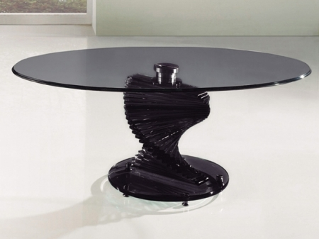 Fantastic Unique Dark Glass Coffee Tables For Red And Black Gl Coffee Tables (Image 23 of 50)