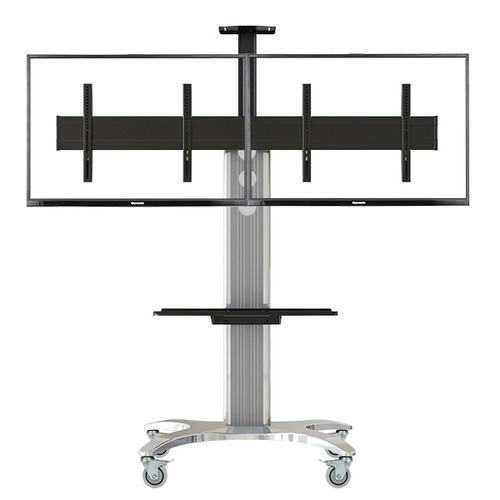 Fantastic Unique Dual TV Stands Regarding Floor Tv Stands For Office And Home Tono Ofs 55 Tv Stand (Image 20 of 50)